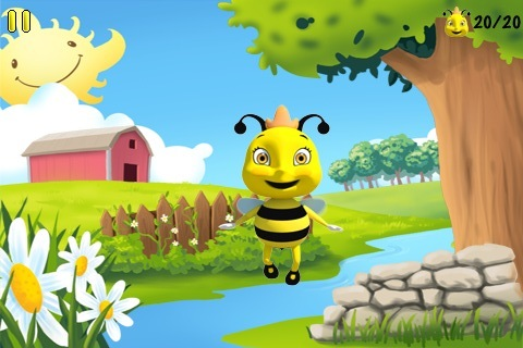 Screenshot Kezza bee PeekaBoo 3D