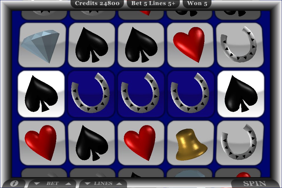 Screenshot Liberty Bell Slots V